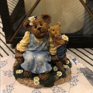 Boyds Bears: Momma McBruin With Munchkin